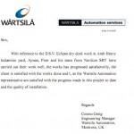 wartsila eclipse 150x150 2008 & 2009