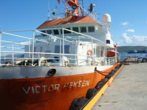 victor hensen 1 300x225 2012 & 2013